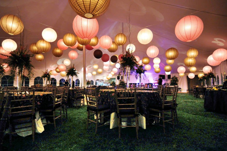 7 Ways To Add Style Under Your Wedding Tent Lakes Region Tent