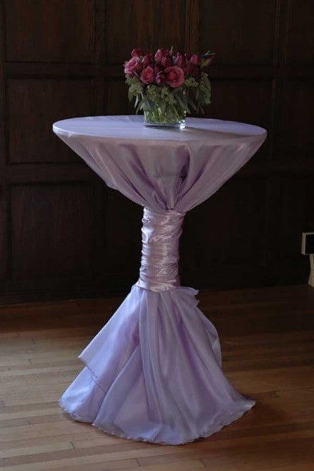 Organza Table Linens For Rent Lakes Region Tent Amp Event