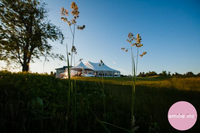 Kim Amp David S Newbury Nh Wedding Lakes Region Tent Amp Event